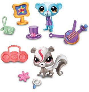 Amazon.com: Littlest Pet Shop Cutie Cat Tree Playset: Toys & Games.