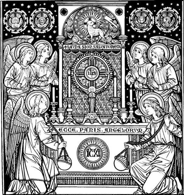 Liturgical Clipart.