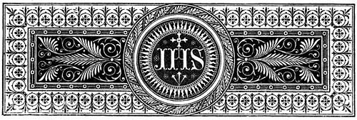 Byzantine, Texas: neat liturgical clipart.