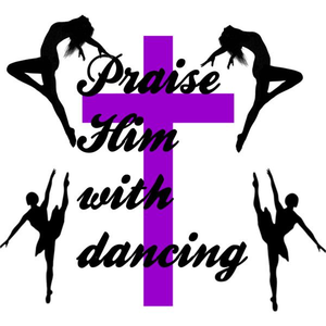 Liturgical Praise Dance Clipart.