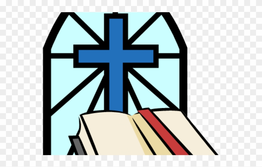 Bible And Cross Clipart.