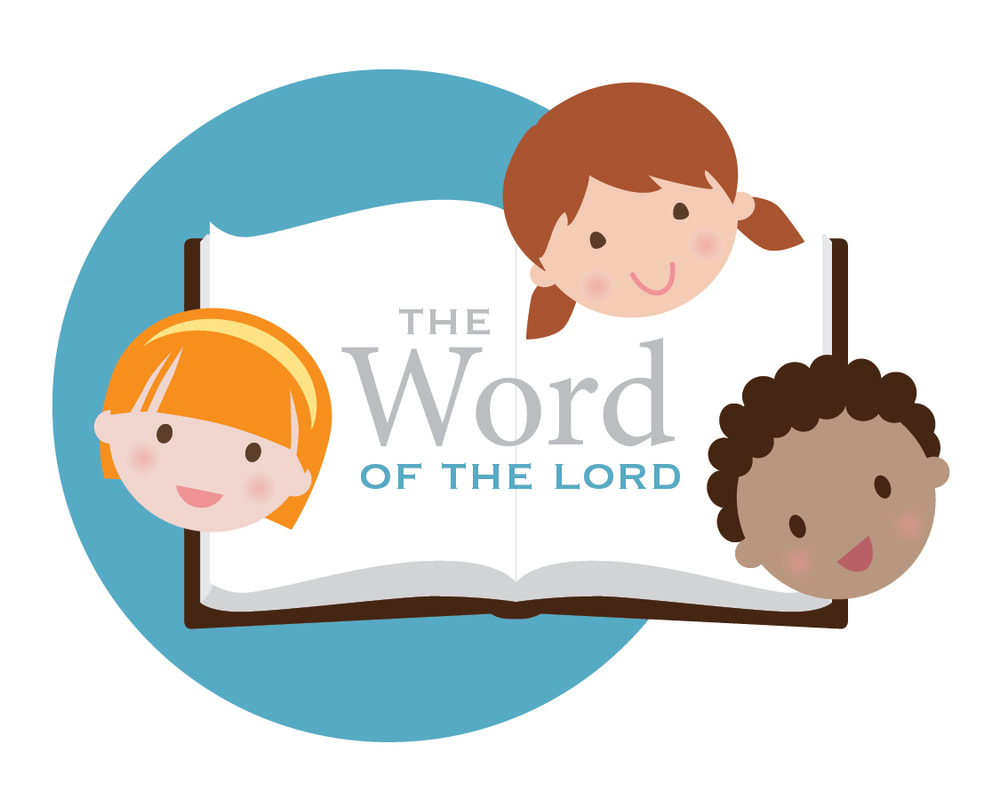 Children\'s Liturgy of the Word.