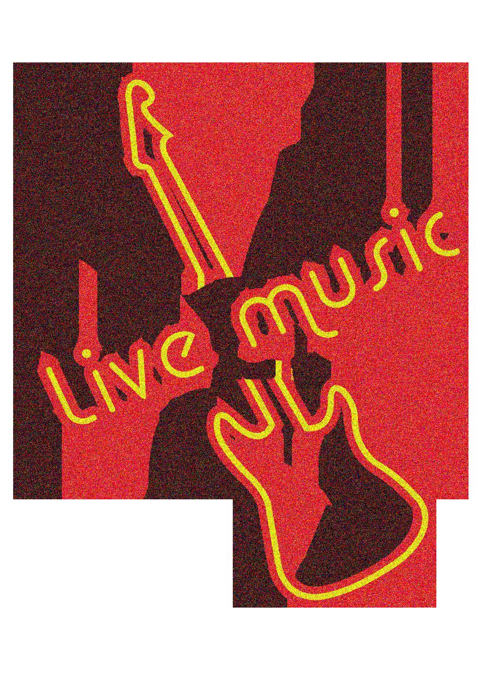 Music clipart live entertainment, Music live entertainment.