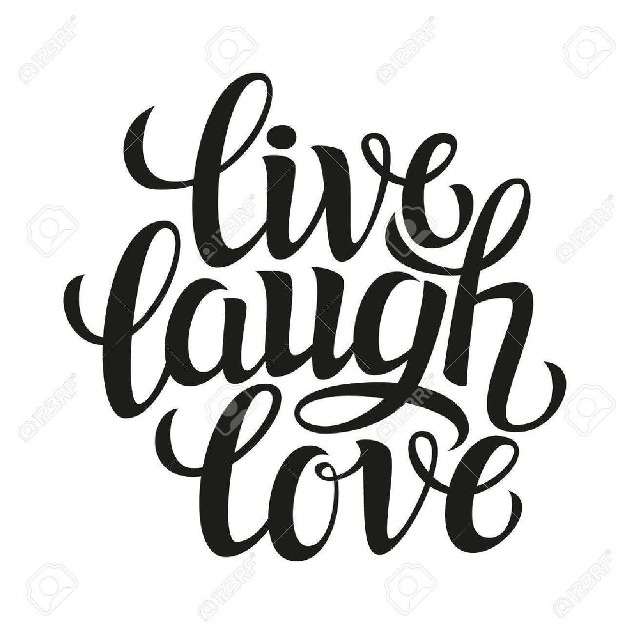 Live laugh love clipart 4 » Clipart Portal.