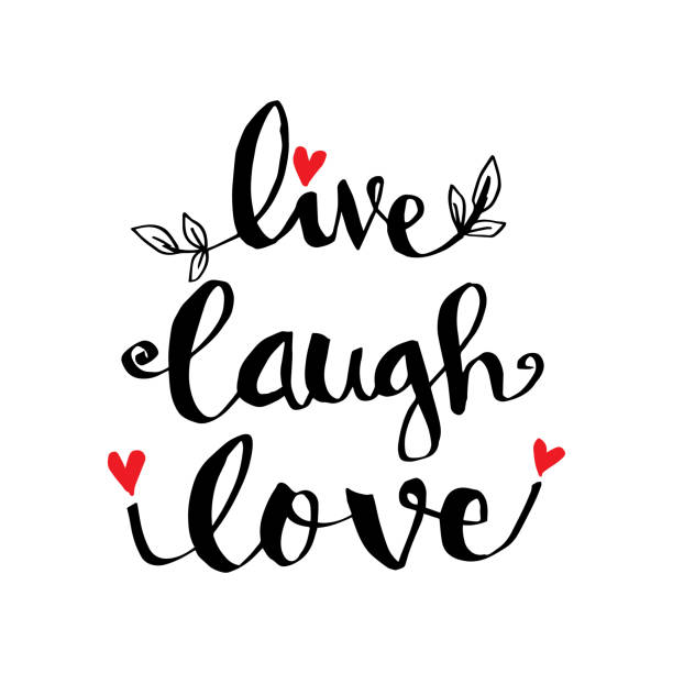 Best Background Of The Live Laugh Love Illustrations.