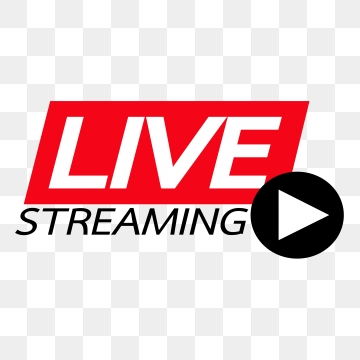 Live Streaming PNG Images.