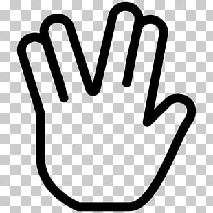 3 live Long And Prosper PNG cliparts for free download.