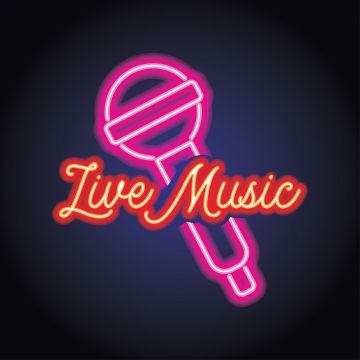 Live Music Png, Vector, PSD, and Clipart With Transparent.