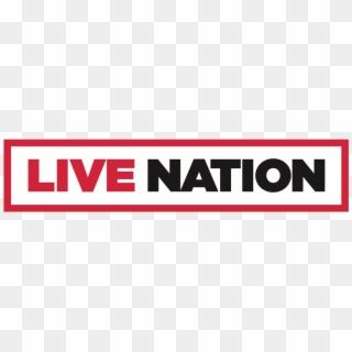 Free Live Nation Logo Png Transparent Images.