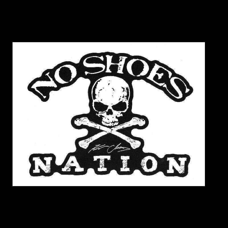 Download no shoes nation flag clipart No Shoes Nation Tour.