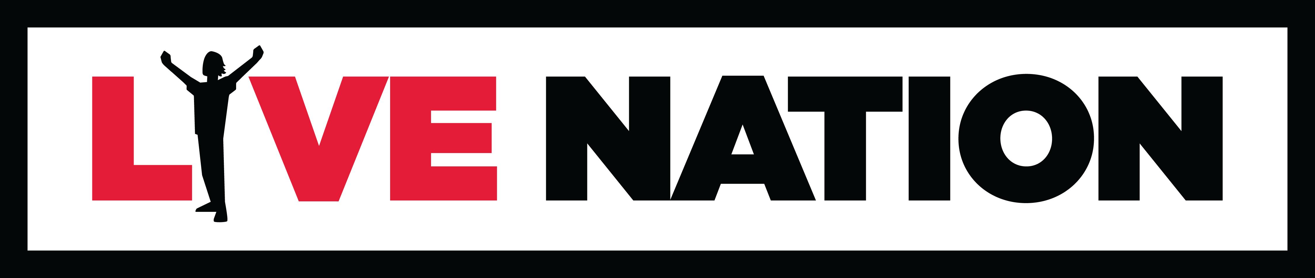 Live nation logo png 7 » PNG Image.