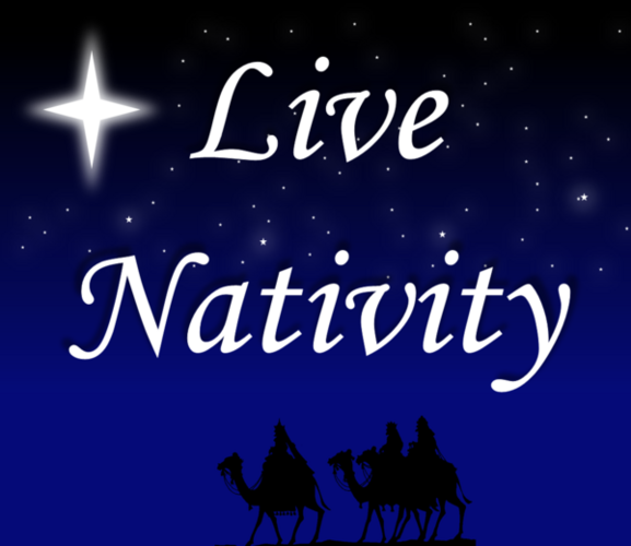 Noelridge Christian Church Live Nativity.