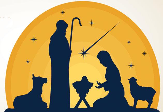 Live Christmas Nativity Drive Through.