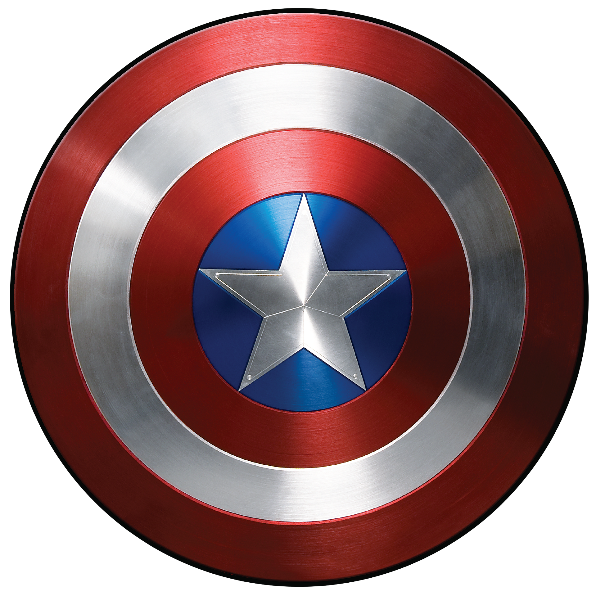 Captain America Shield Live Clipart.