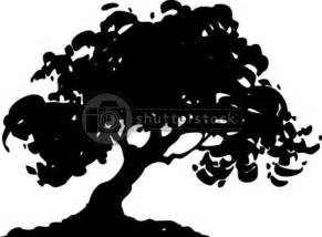 Similiar Live Oak Tree Silhouette Clip Art Keywords.