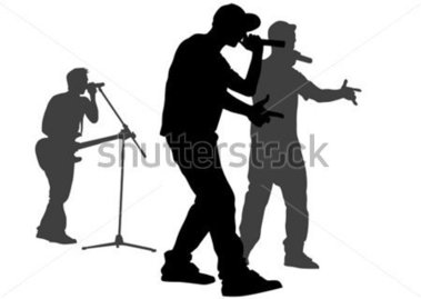 Live Performance Clipart.