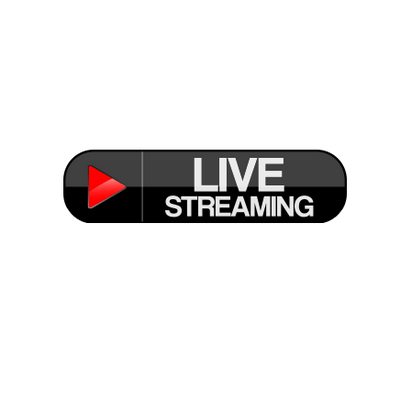 Live Streaming Icon transparent PNG.