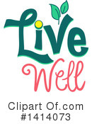 Live Well Clipart #1.