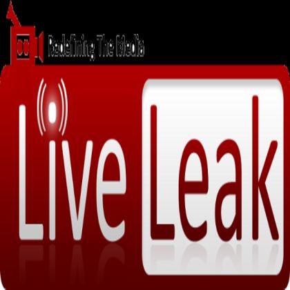 Liveleak logo.