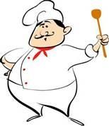 Free Chef Clip Art.