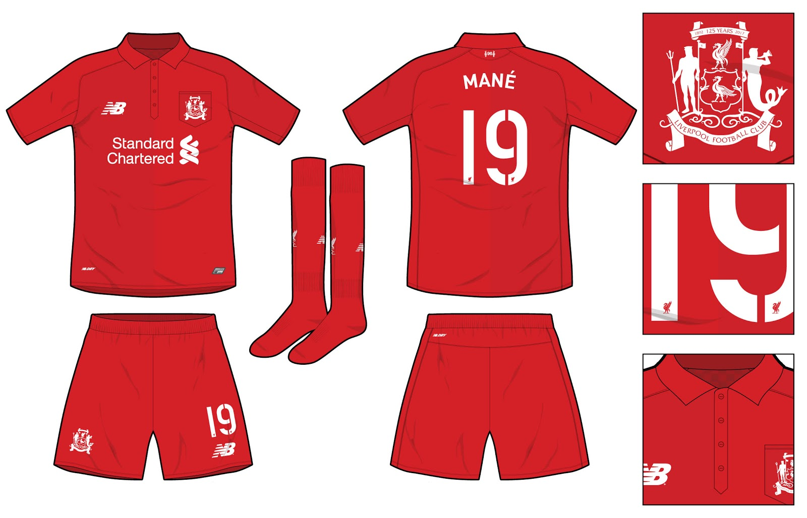 Liverpool clip art Transparent pictures on F.