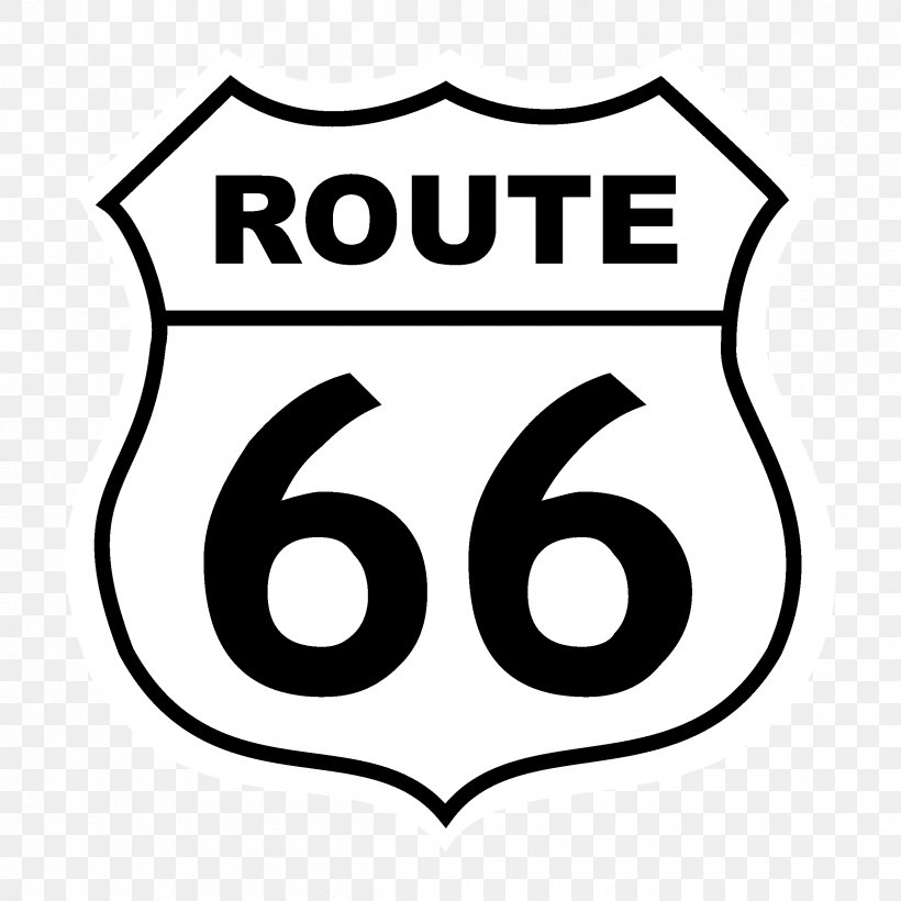 Clip Art Brand Logo U.S. Route 66 Text Messaging, PNG.