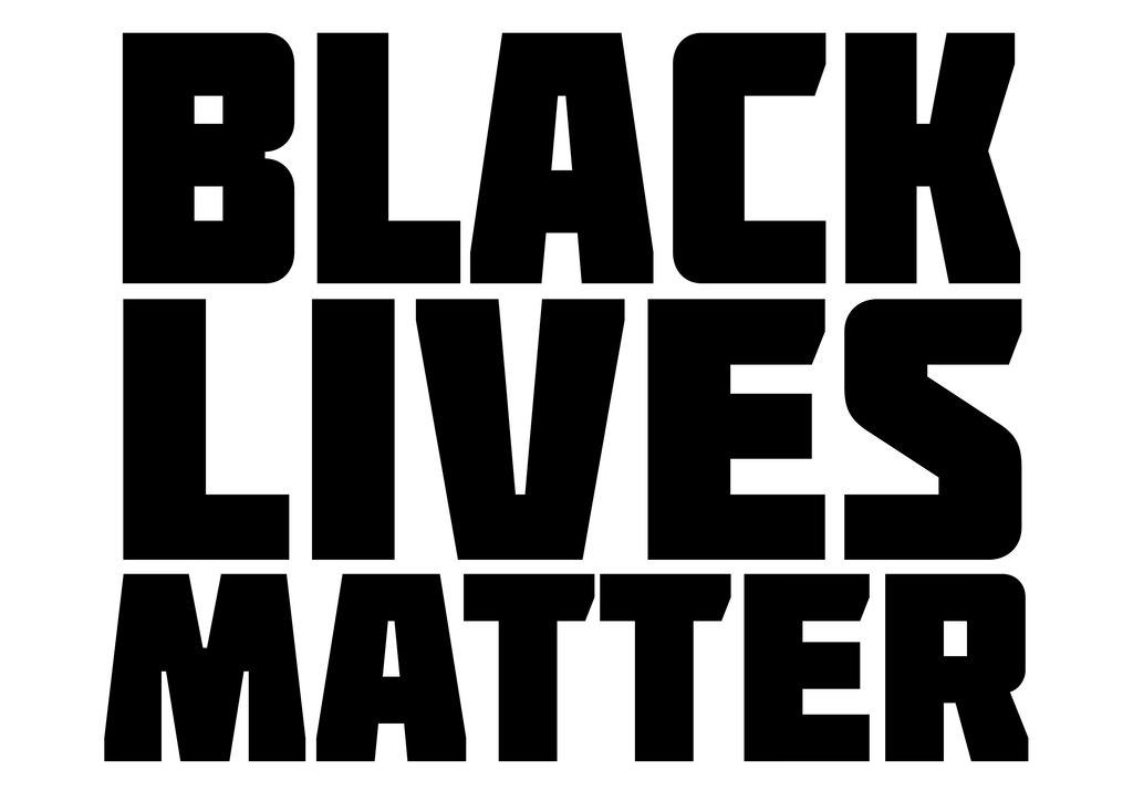 Black lives matter clipart.