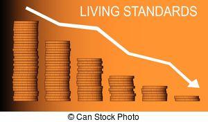 Standard living Illustrations and Clipart. 149 Standard living.