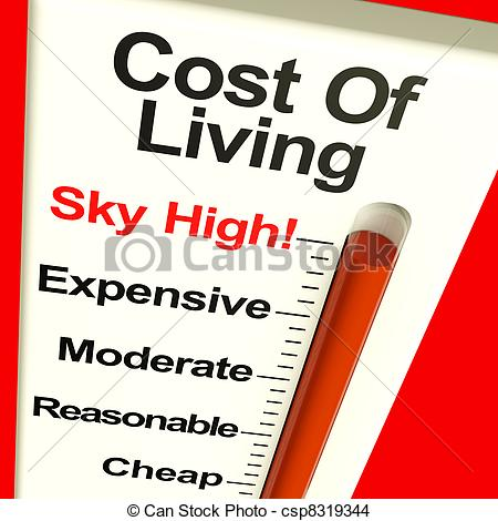 Cost living Clip Art and Stock Illustrations. 303 Cost living EPS.