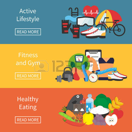 5,152 Healthy Living Cliparts, Stock Vector And Royalty Free.