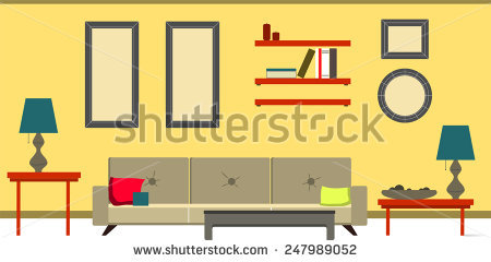 Living Quarters Stock Vectors & Vector Clip Art.