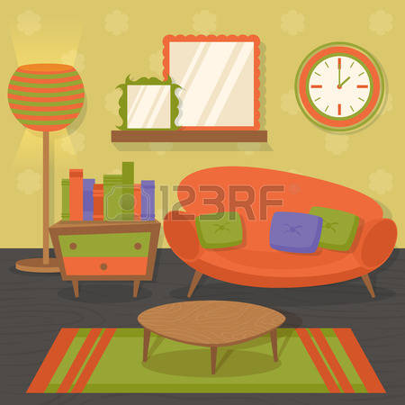 1,490 Living Room Carpet Stock Illustrations, Cliparts And Royalty.