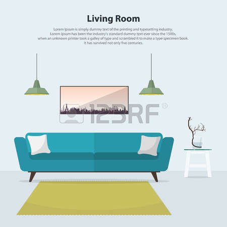2,909 Room Carpet Stock Vector Illustration And Royalty Free Room.