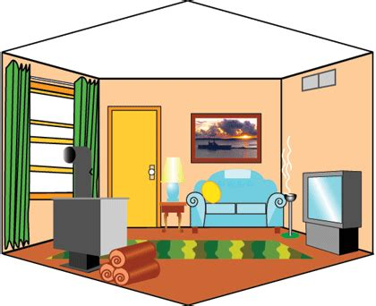 Sitting Room Clipart Clipground, Living Room Clip Art.