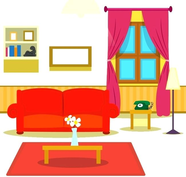 Living room clipart 1 » Clipart Station.