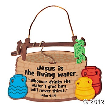 Living Water Clipart.