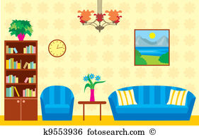 Living room Clip Art EPS Images. 10,357 living room clipart vector.