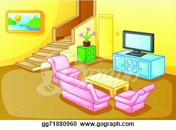 Livingroom Clipart Clipground