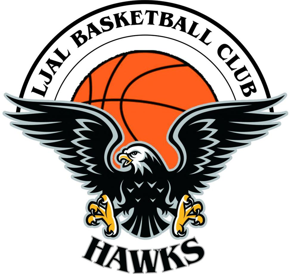 LJAL BASKETBALL Livonia Junior Athletic League Clipart.