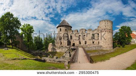 Medieval Castle Banque d'Image Libre de Droit, Photos, Vecteurs et.