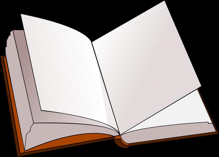 Desenho Livro Aberto Png Vector, Clipart, PSD.