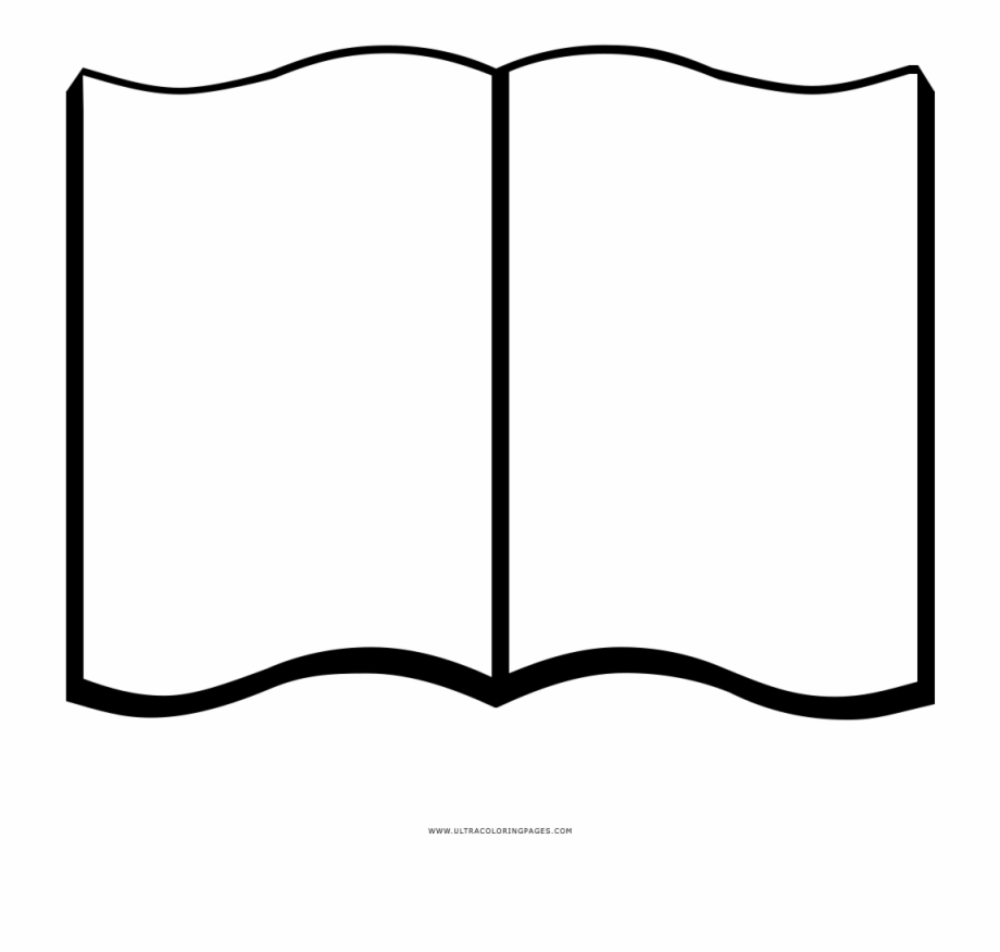 Clipart Library Black And White Open Book Clipart.