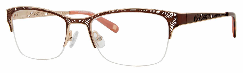 Liz Claiborne L 645 Eyeglasses.