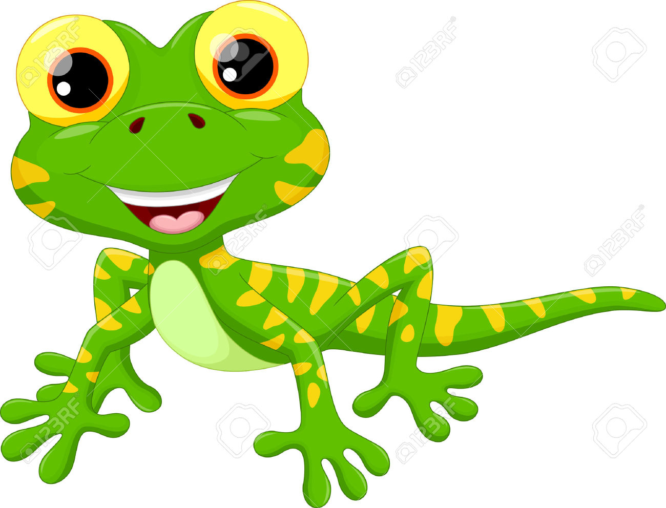 Lizard Clipart for printable to.