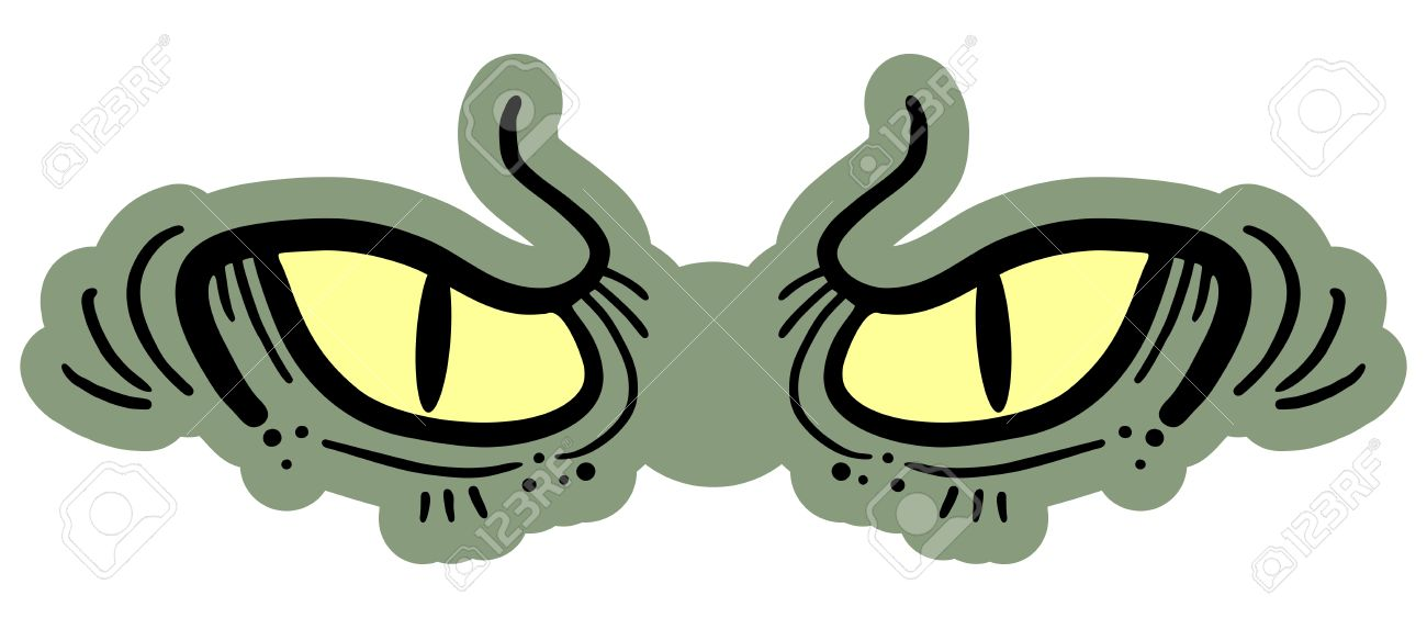 Reptile Eyes Royalty Free Cliparts, Vectors, And Stock.