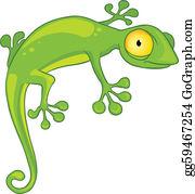 Lizard Clip Art.
