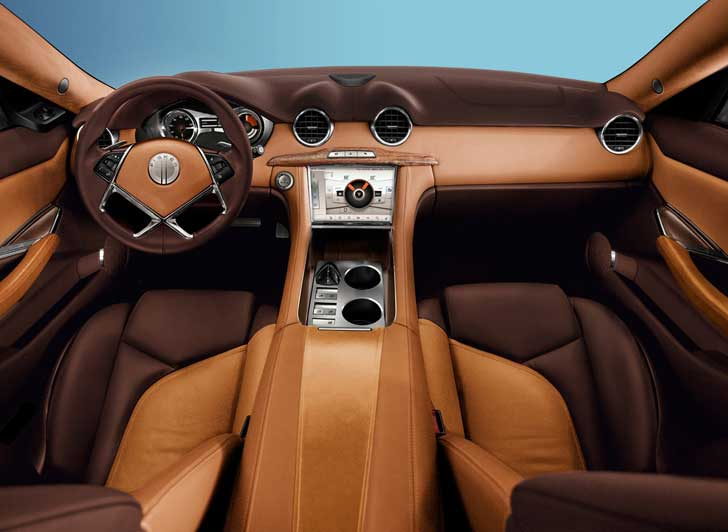 Fisker Karma Named Top Car of the Year by BBC\'s Top Gear.