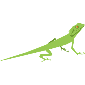 Lizard clipart, cliparts of Lizard free download (wmf, eps.