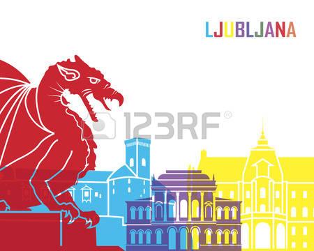 455 Ljubljana Stock Illustrations, Cliparts And Royalty Free.