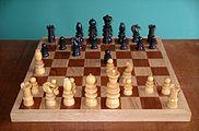 Chess piece.